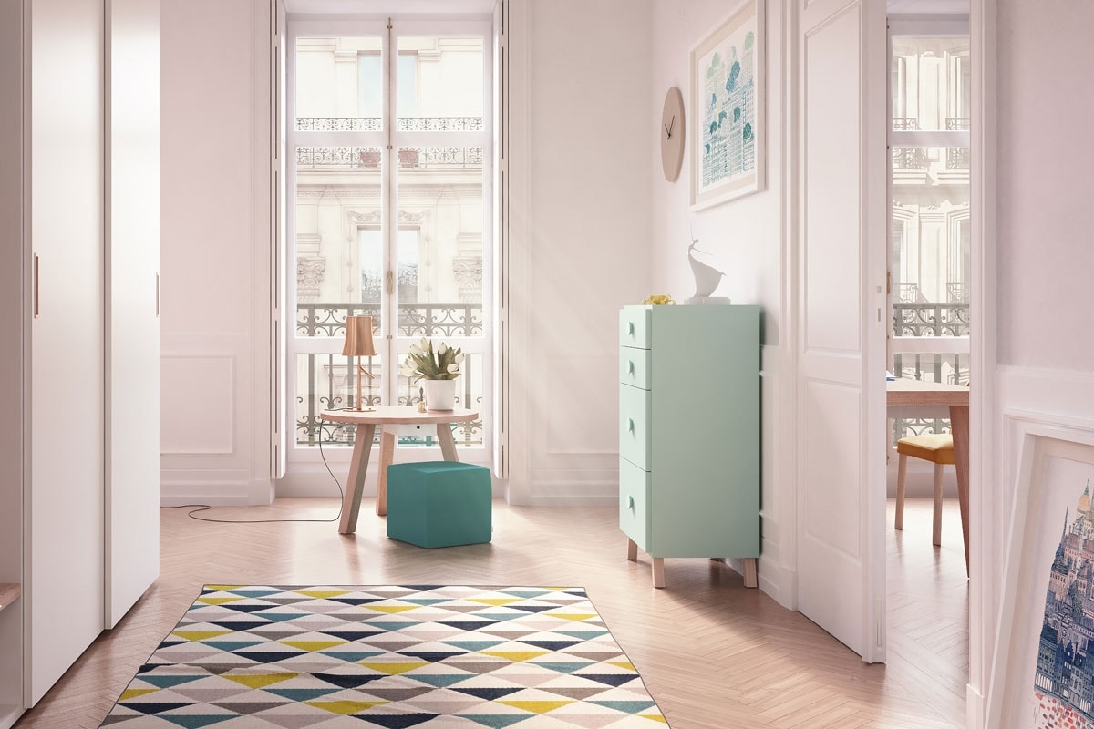 Tao, Chest of drawers for kid bedroom