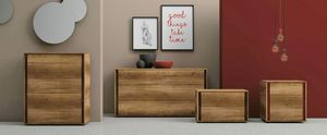 Vip, Bedroom storage furniture with sober lines