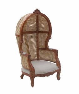 Junior Porter 0608, Children's armchair, with high backrest