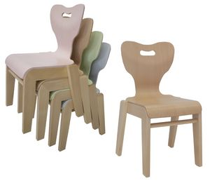MIA/Q, Comfortable chair for kindergartens and schools
