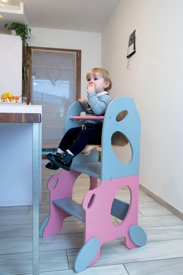 TENERINO, Montessori learning tower