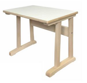 CLASSE, School desk in wood