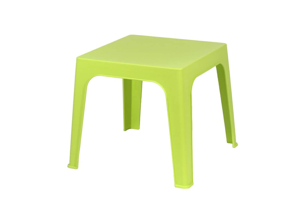 Giulietta - T, Stackable table for children ideal for kindergartens and nursery schools