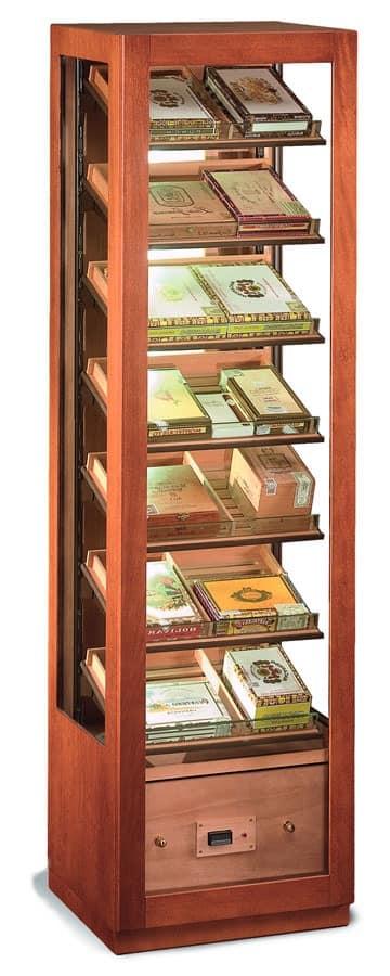 82376 Invista, Cigar showcase for Tobacco shop