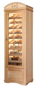82380 Miss Clima, Controlled cigar cabinet, for Tobacco shop
