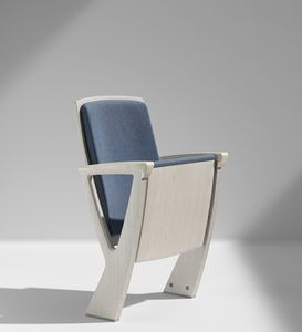 DYAPASON, Theater armchair in the shape of a tuning fork