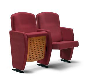Lugano, Armchairs fixed to the ground for Conference rooms