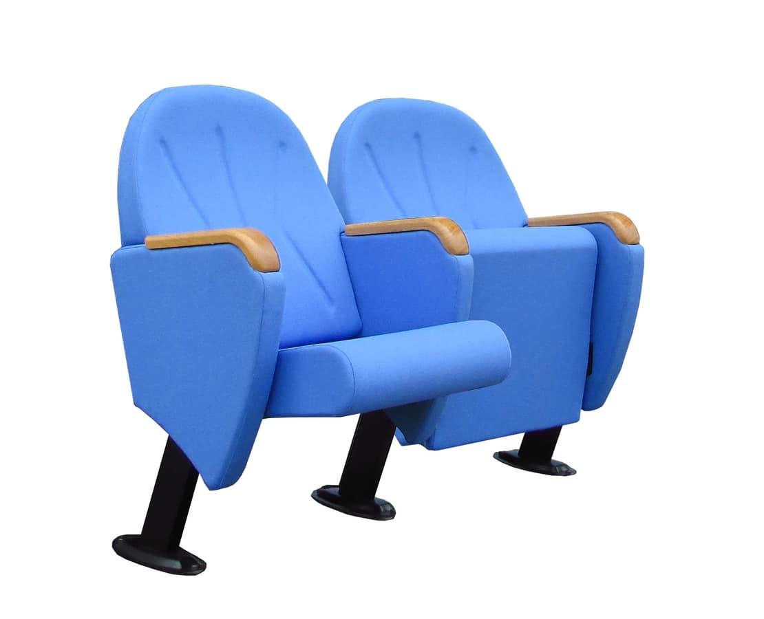 Prestige, Comfortable armchair upholstered in velvet