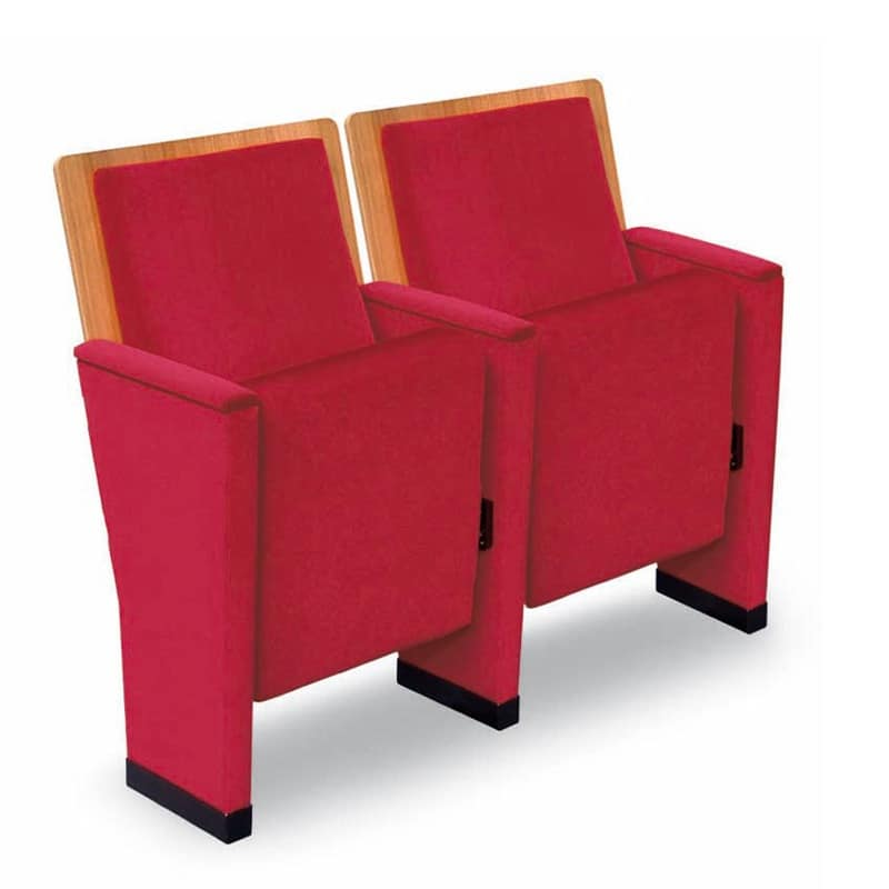 Santa Chiara, Armchair with metal frame, upholstered with polyurethane
