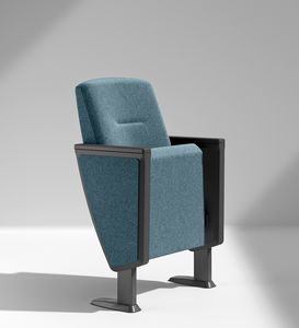 STYLOS, Auditorium armchairs with refined essentiality