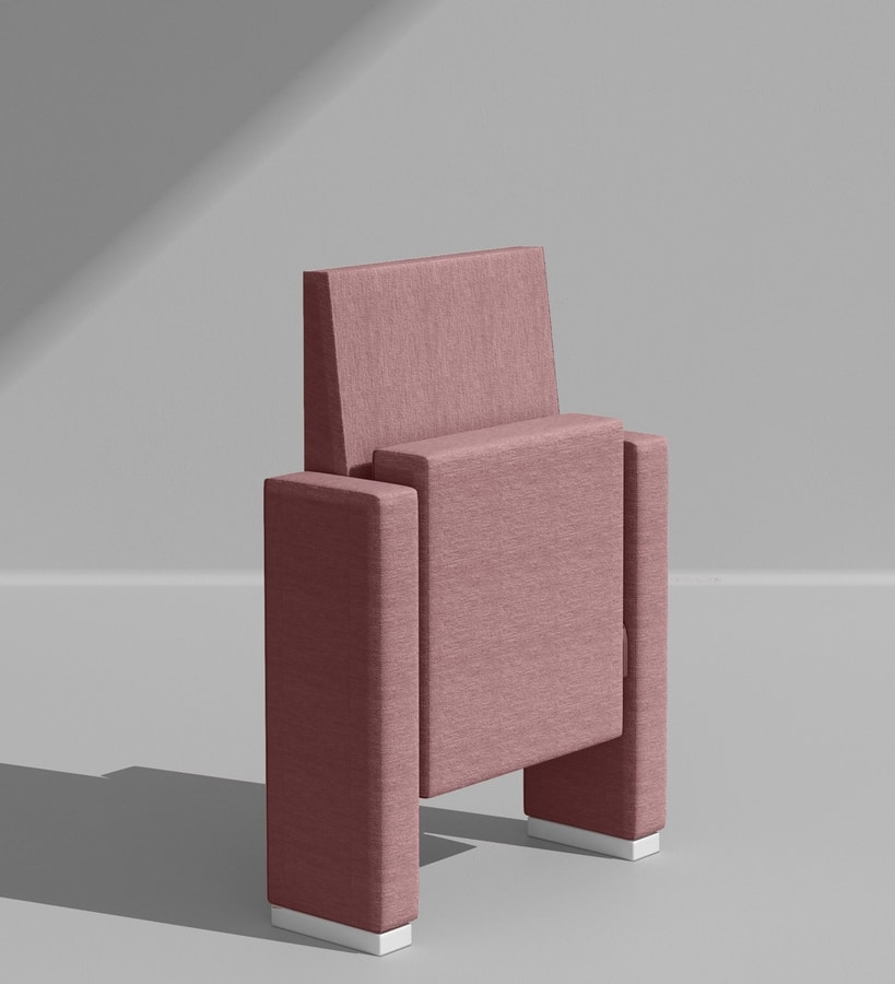V9.1, Space-saving armchair for theaters and conference rooms