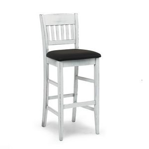 H/355 Veronica, Stool with comfortable seat