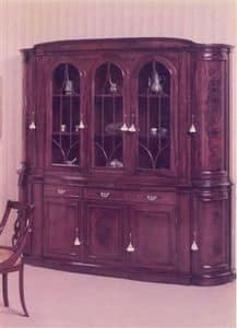 535 CABINET, Classic furniture for dining rooms