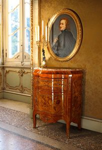Art. 115, Small cabinet with marble top