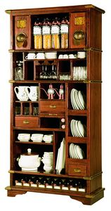 Art. 451, Cabinet pantry in country style