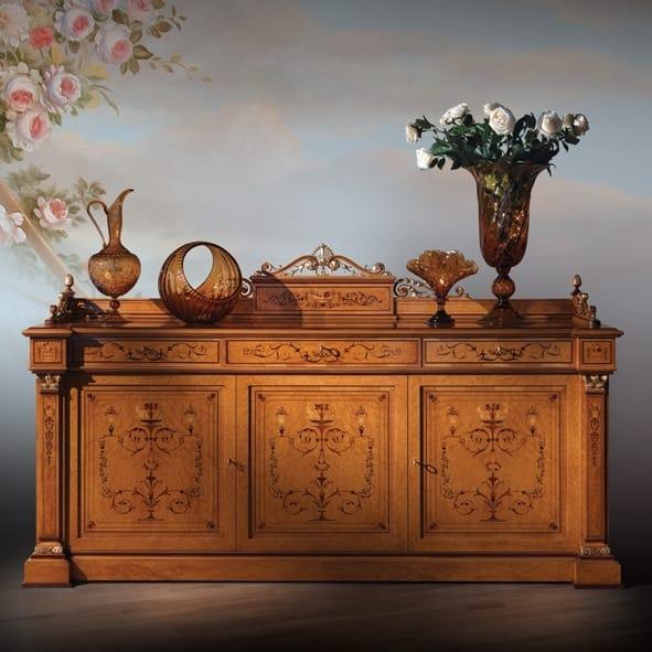 Cabinet 1061, Carlo X style furniture