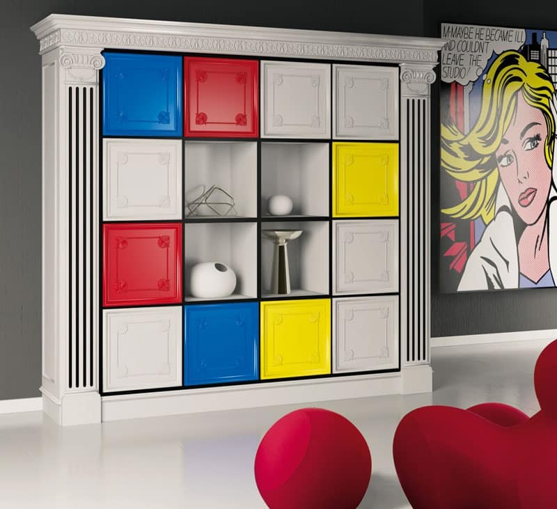 forniture in contemporary style luxury for villas