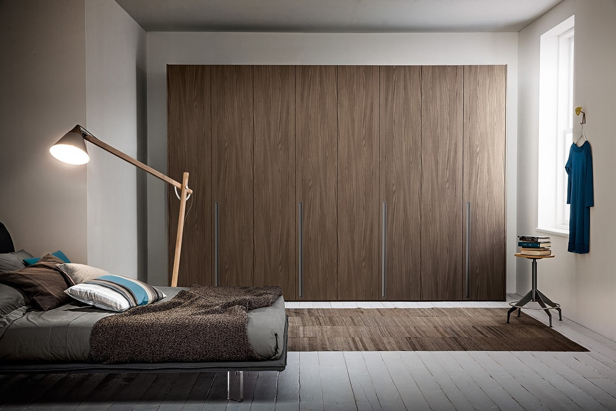 AR5101, Modern wardrobe with 8 doors