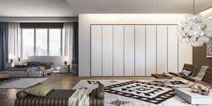 Idra wardrobe 03, Geometric design wardrobe