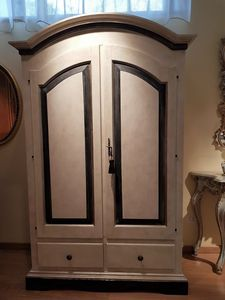 Art. 172, Two-door outlet wardrobe, in Proven�al style