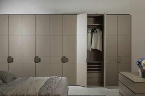 ATLANTE CHARME comp.02, Elegant modular wardrobe