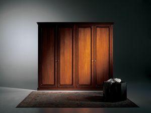 Bargeme VS.1523-0, Classic style wardrobe