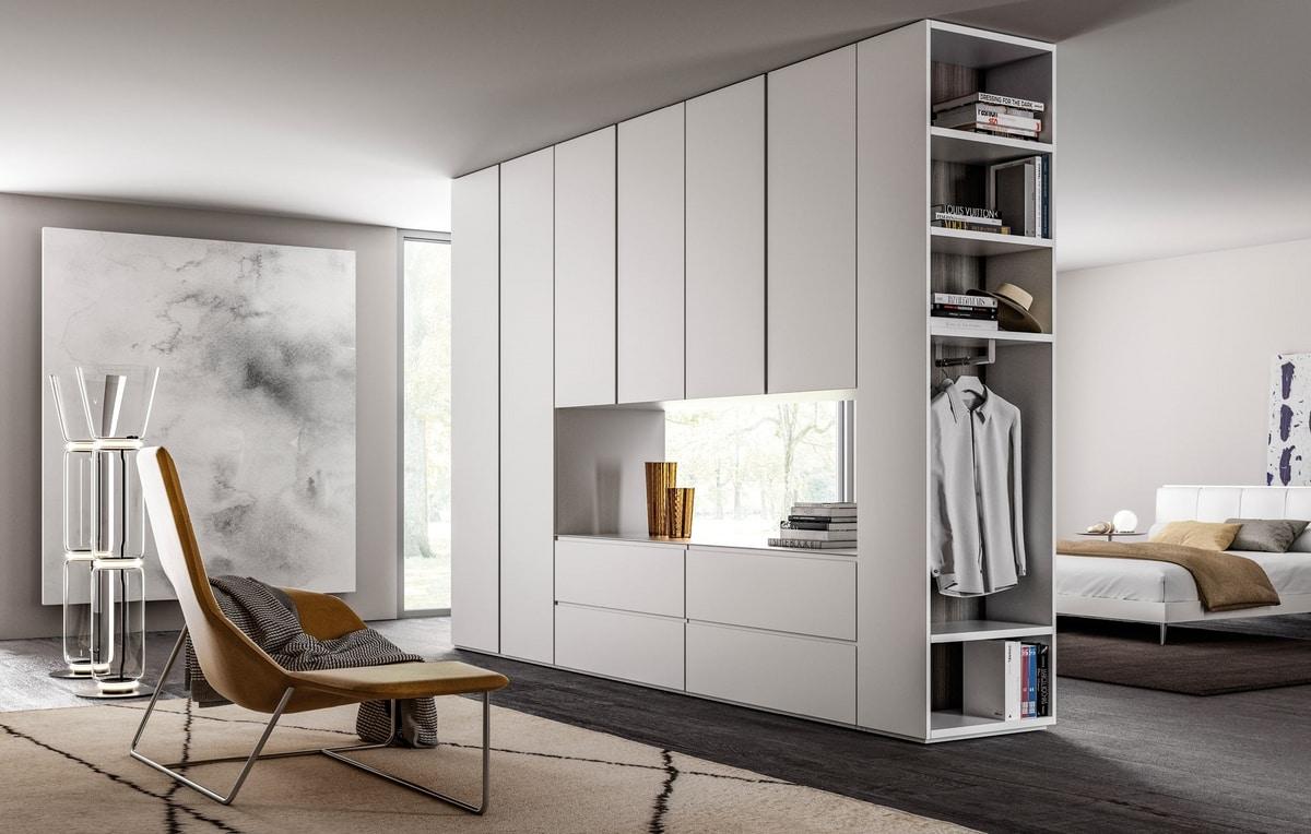 BRIO, Double-sided wardrobe