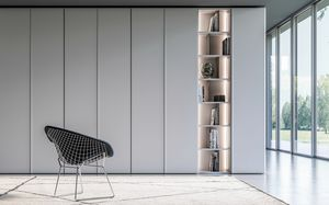 OPEN, Contemporary design wardrobe