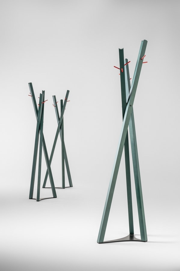 ART. 0076-LE TOBIAS, Hanger with crossed poles