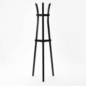 Leek, Elegant coat stand with clean lines