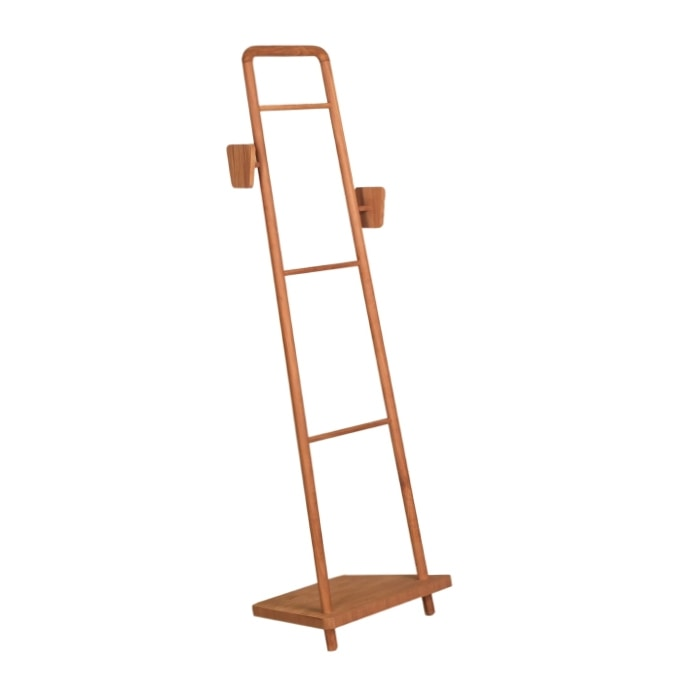 Servomuto valet 0419/N, Valet stand made of solid wood