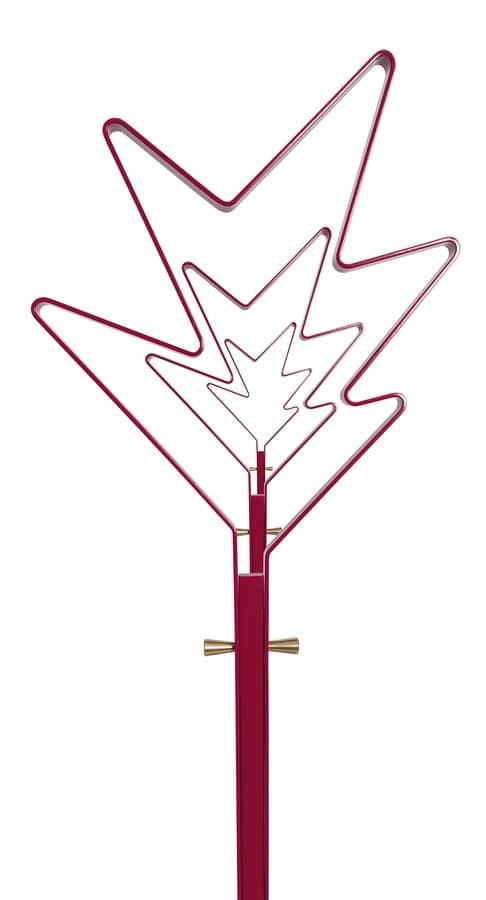 Star, Floor hanger made of steel, with head in original shape