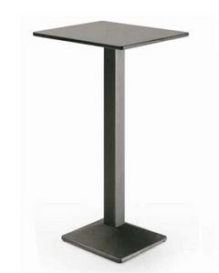art. 4164-Quadra, High metal table