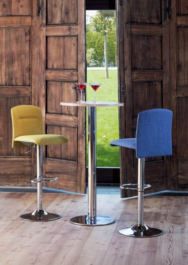 Bar, High bar table
