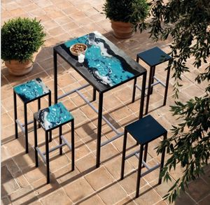 Oceanside, High table for outdoor