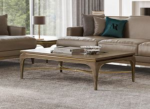 Alexander Art. A25, Elegant rectangular coffee table