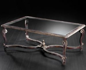 Art. 20531, Classic style coffee table for sitting room