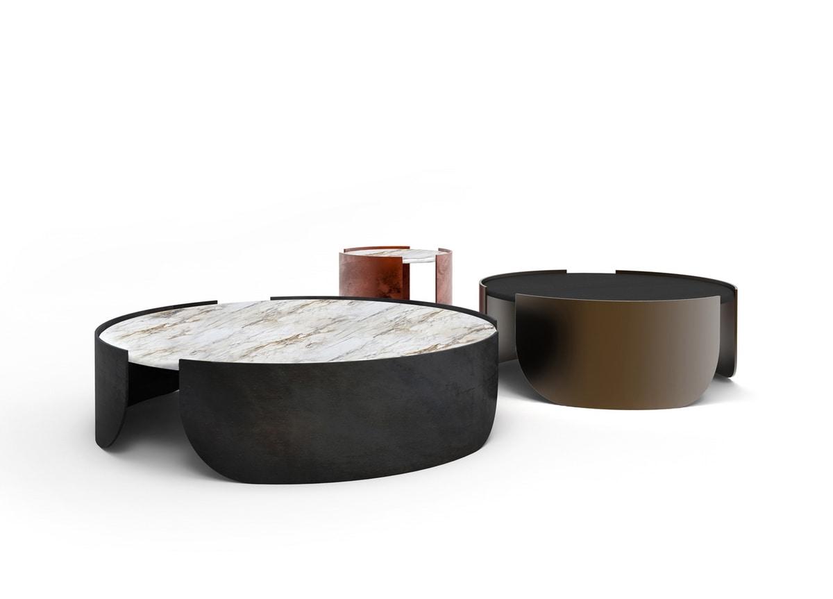 - Round Table With Minimal Design IDFdesign