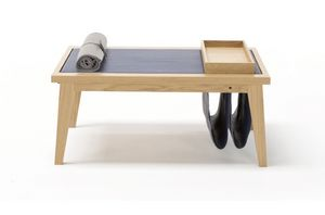 Bergen, Multifunctional wooden coffee table