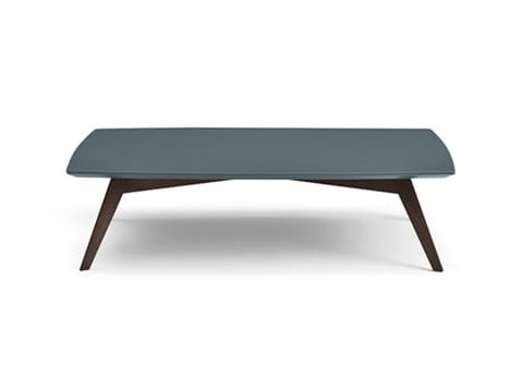 Ghost, Modern wooden coffee table for living room