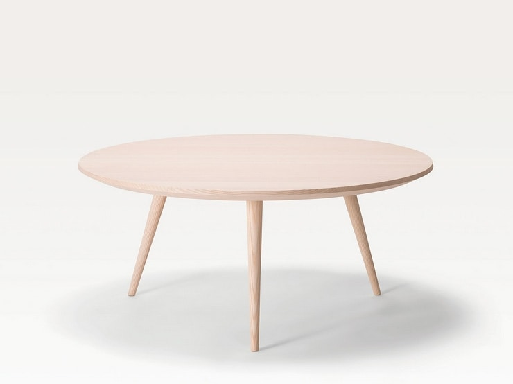 HER COFFEE TABLE 041 HT 40, Low table with 3 legs