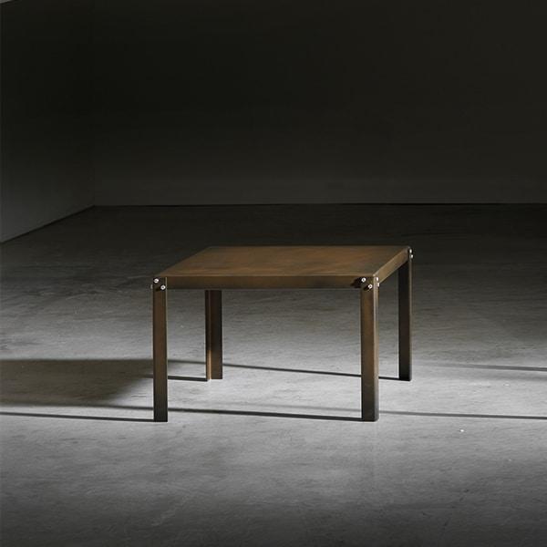 Hope/B, Metal coffee table
