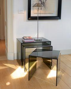 Liam 510, Glass coffee tables