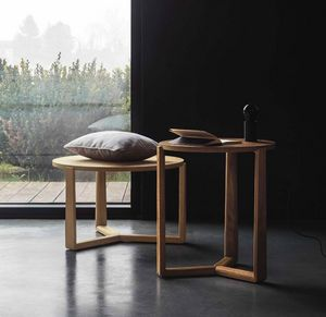 Madera, Refined wooden coffee tables