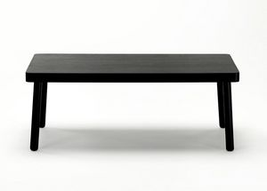 Nico coffee, Wooden coffee table