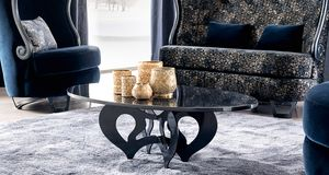 Pablo Art. 305-RO2, Coffee table inspired by Dec� style