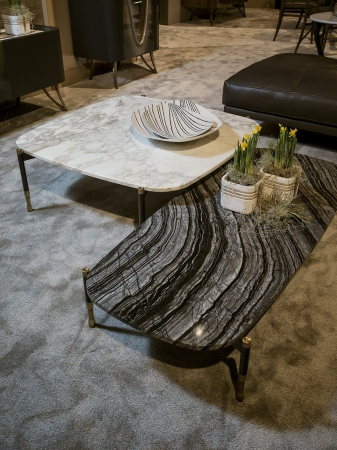 PATAGONIA coffee table GEA Collection, Contemporary luxury coffee tables