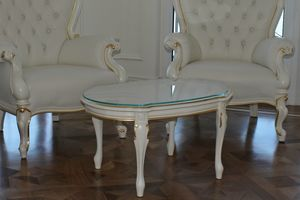 Re Sole, Contemporary baroque coffee tables