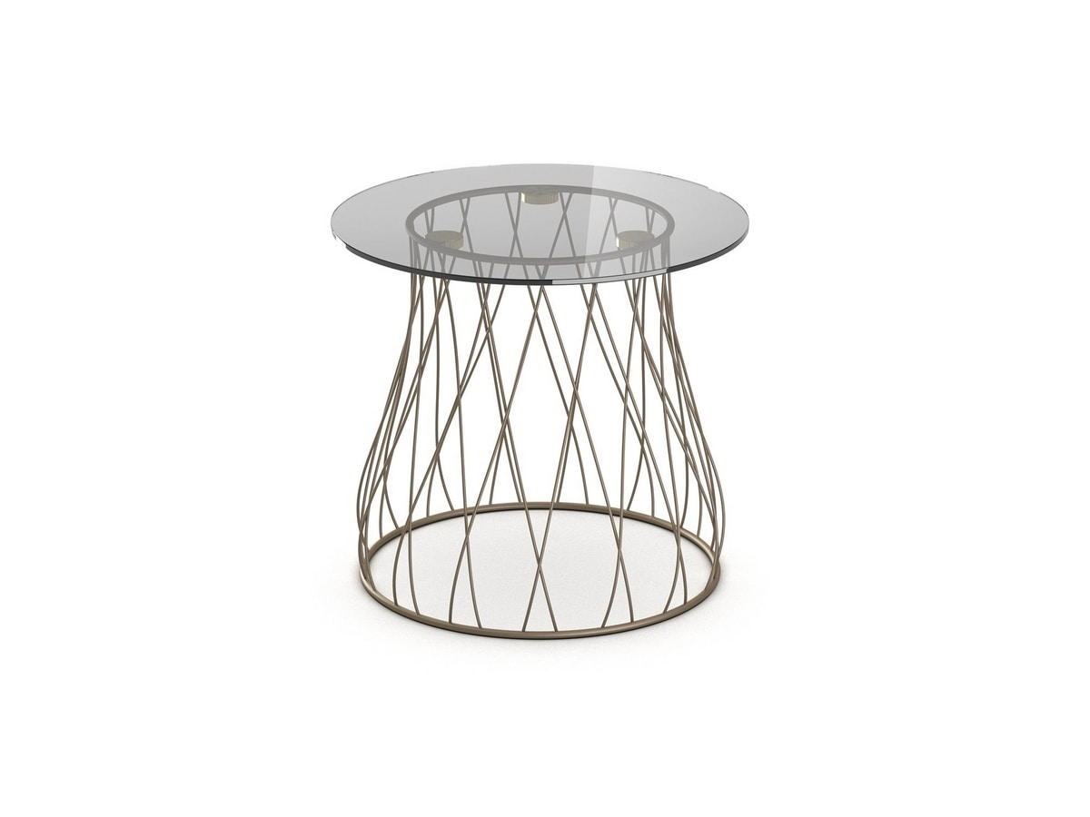 Rodeo, Coffee tables with intertwined bases