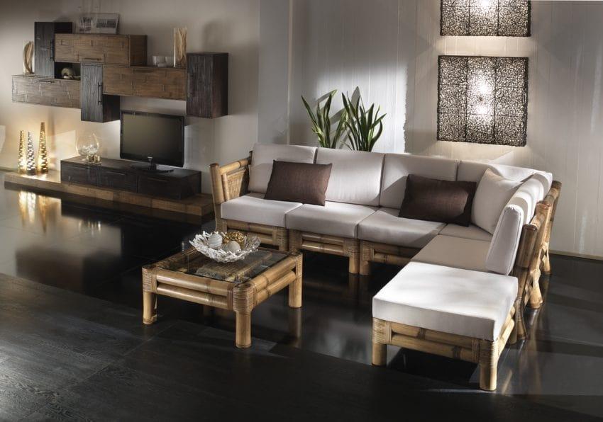 Small table Kioto, Square ethnic table